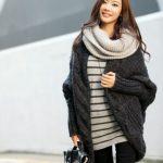 Gilet en laine femme