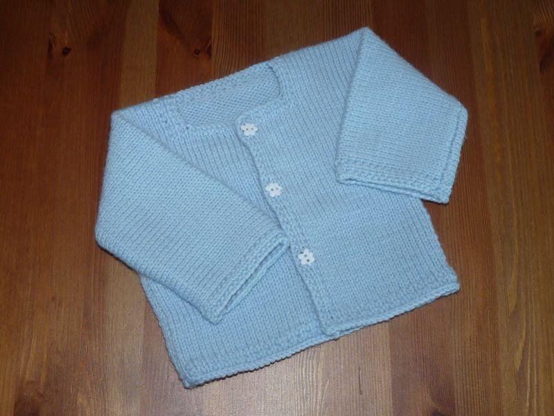 brassiere tricot debutant