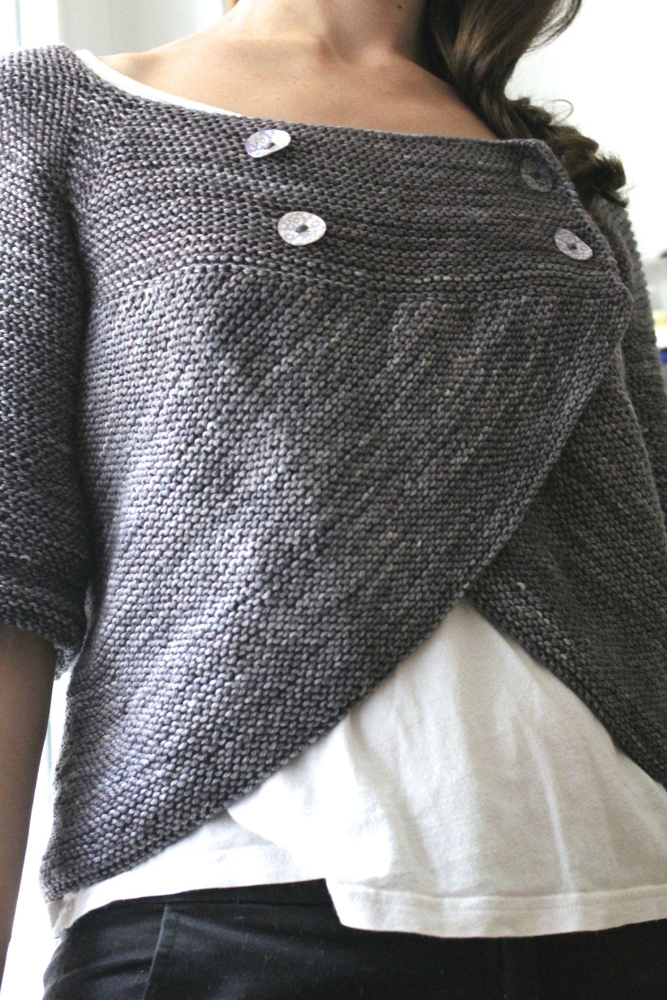 Modele tricot - Laine et tricot