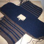 Cardigan tricot bébé