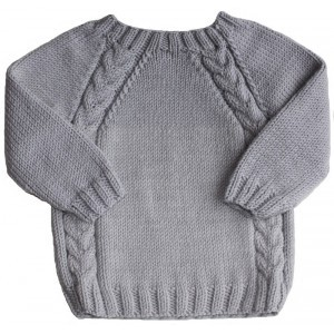 modele de pull a tricoter pour garcon