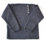Modèle pull garçon tricot gratuit