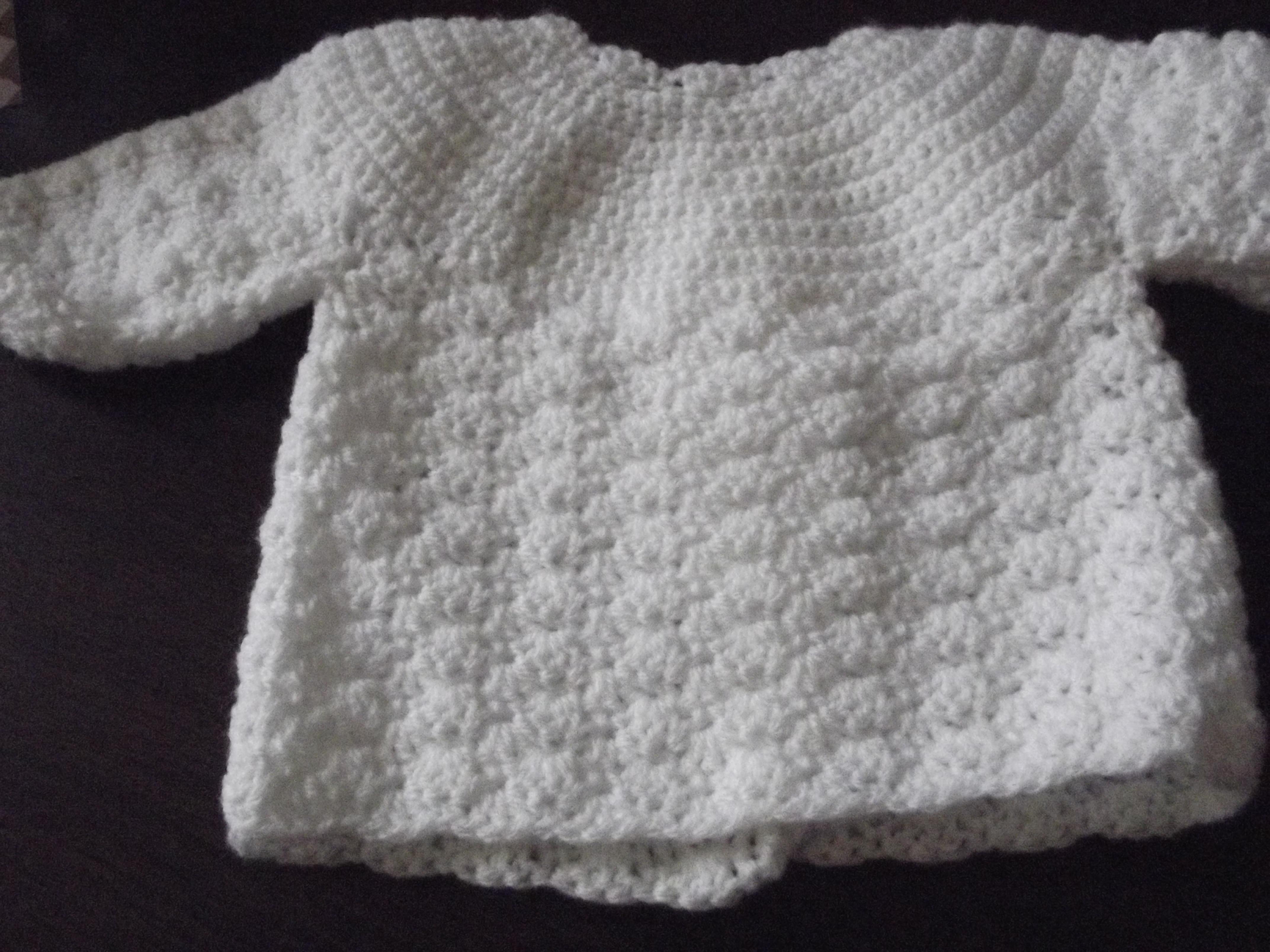 brassi re b b a tricoter explication laine et tricot. Black Bedroom Furniture Sets. Home Design Ideas