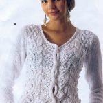 Tricoter un debardeur femme