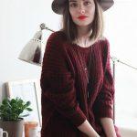 Pull laine femme tendance
