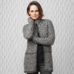 Tricoter une veste en laine