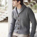 Modele tricot gilet homme gratuit