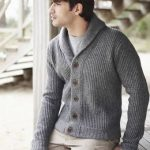 Modele tricot gilet homme