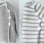 Layette tricot garcon