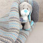 Tricot crochet bébé