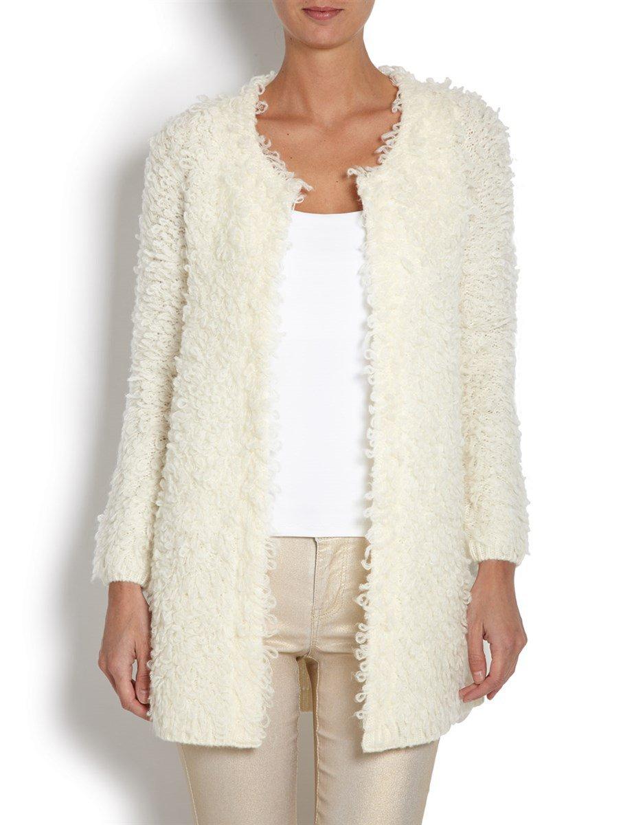 manteau laine bouclette femme laine et tricot. Black Bedroom Furniture Sets. Home Design Ideas