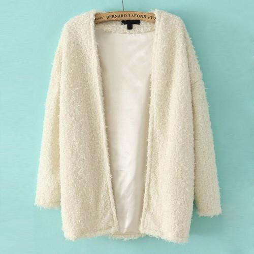 Bien connu Gilet grosse maille laine - Laine et tricot RF54