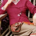 Gilet femme à tricoter soi meme