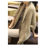 Cardigan laine femme