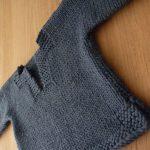 Modele tricot pull bebe gratuit