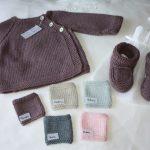 Brassiere coton naissance