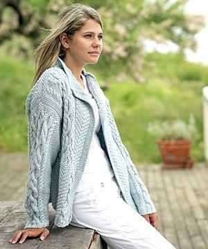 tricot modele gilet gratuit