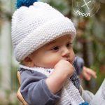 Kit tricot bébé