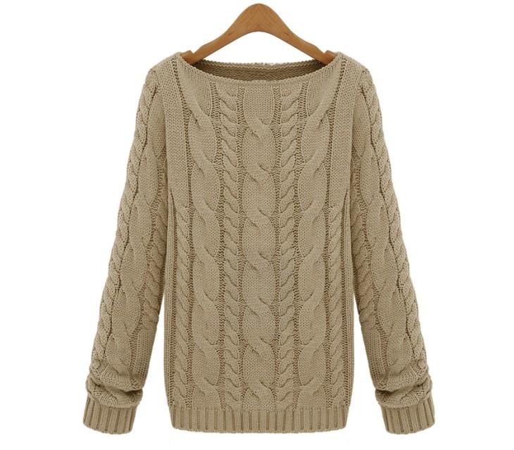 tricot en laine pour femme