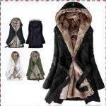 Manteau femme chaud
