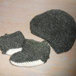 Kit tricot layette