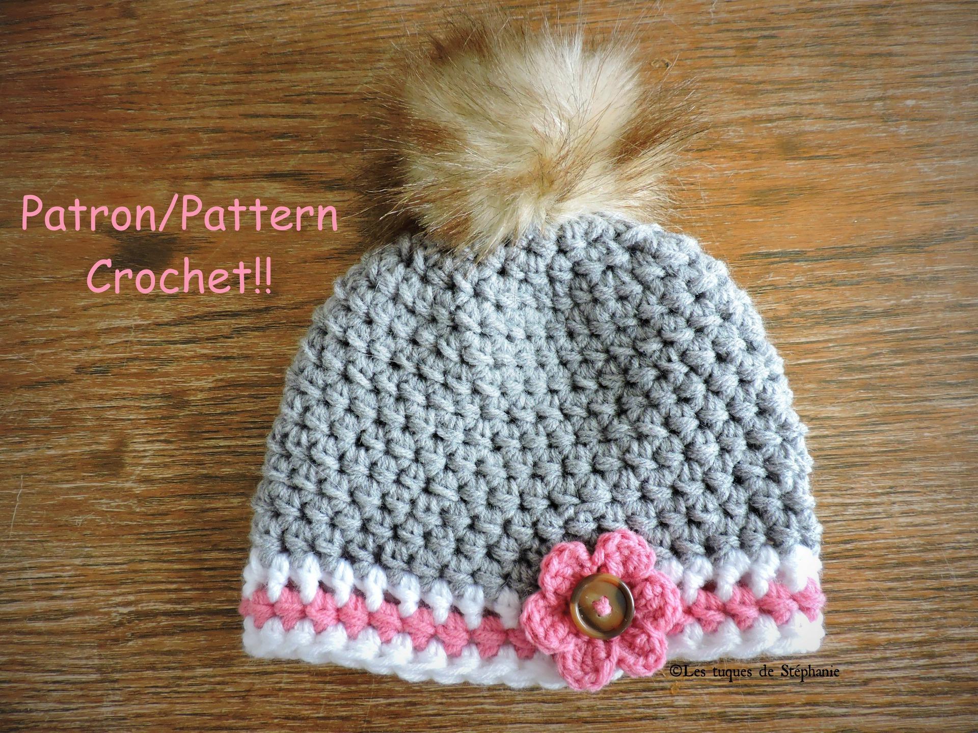 crochet et laine