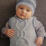 Laine bebe tricot