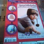 Magazine tricot layette