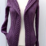 Tricot gilet