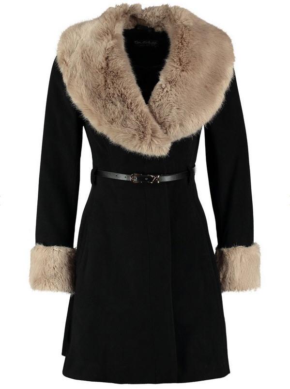 manteau cintr femme laine et tricot. Black Bedroom Furniture Sets. Home Design Ideas