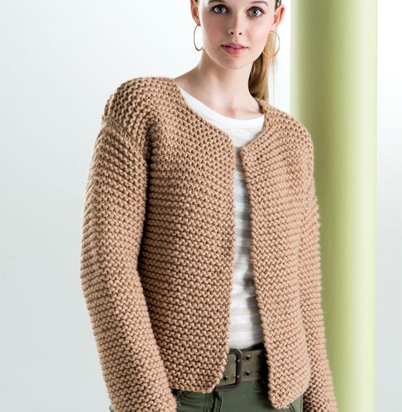 gilet fille tricot gratuit laine et tricot. Black Bedroom Furniture Sets. Home Design Ideas