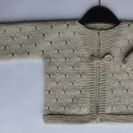 Gilet tricot enfant