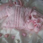 Brassières bébé en laine