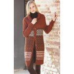 Gilet femme en laine