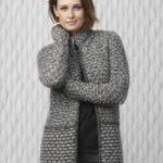 Gilet à tricoter pour femme gratuit