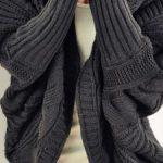 Modèle de gilet à tricoter