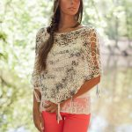 Modele tricot coton