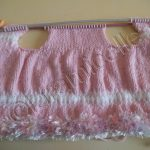 Modele de robe pour bebe a tricoter