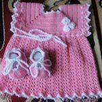 Modele crochet bebe