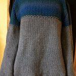 Gros pull en laine