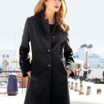 Manteau femme cachemire