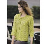 Modele tricot gilet