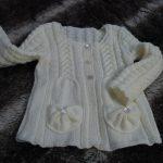 Modele de tricot gratuit pour fille