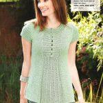 Modele tricot ete femme gratuit