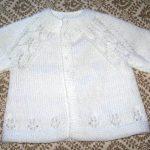 Modèle layette bébé tricot gratuit