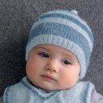 Bonnet bébé tricot modèle gratuit