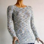 Tricot pull femme