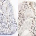 Layette tricot bébé