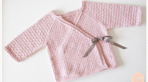 layette bebe tricot