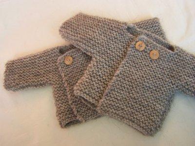 tricot facile pour bebe
